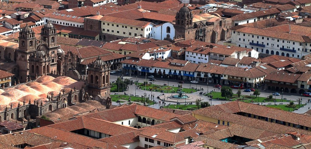 Перу город Куско