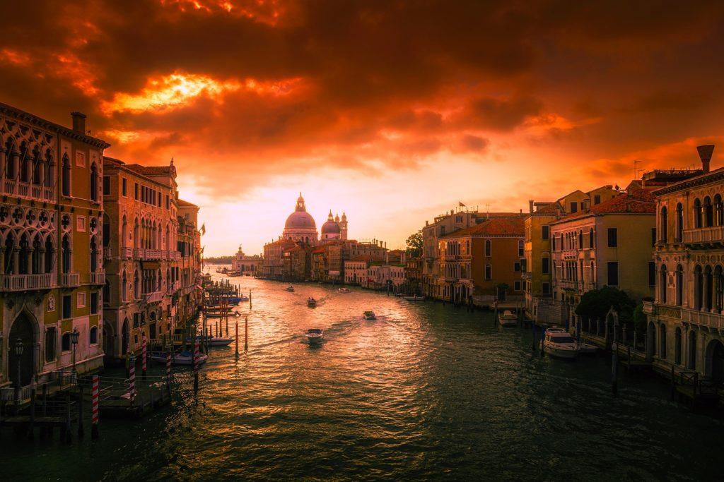Италия - Венеция