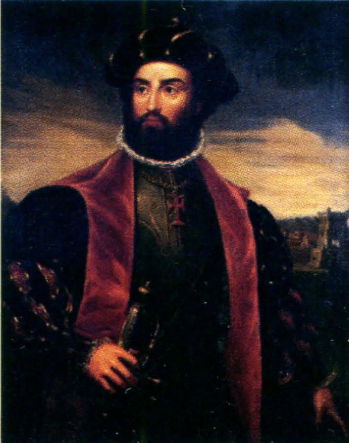 португальский мореплаватель и исследователь Васко да Гама