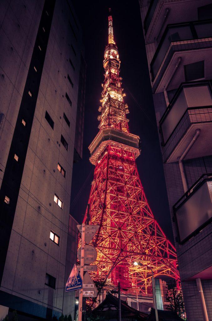 Токийская Башня - Япония